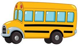 Школьный автобус Стоковое фото RF
