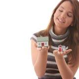 шланг рук моделирует 2 детенышей женщины Стоковая Фотография RF