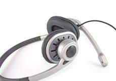 шлемофон Стоковое Изображение RF