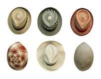 шлемы Ретро-типа Стоковые Фото