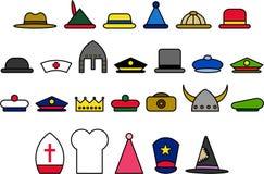 шлемы Стоковое Фото