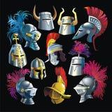 Шлемы Стоковые Фото