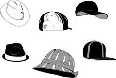 шлемы Стоковые Изображения