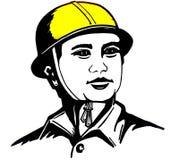 Шлем безопасности Стоковое Изображение