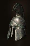 шлем гладиатора Стоковое Изображение