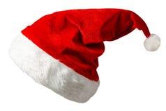 Шлем Дед Мороз Стоковое фото RF