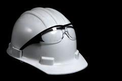 шлем конструкции трудный Стоковые Фотографии RF