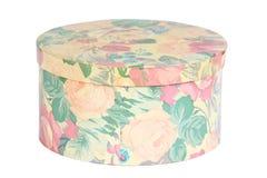 шлем коробки Стоковая Фотография