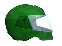Шлем мотоцикла Стоковые Изображения RF