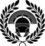 шлем римский иллюстрация вектора