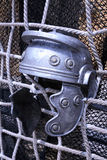 шлем римский Стоковое фото RF