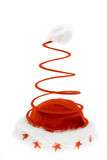 шлем рождества Стоковое Изображение RF