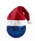 шлем рождества Стоковые Изображения