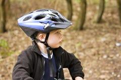 шлем цикла стоковое фото rf