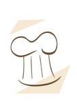 шлем шеф-повара Стоковое Изображение RF