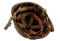 шлем эры внутри wwii Стоковое фото RF