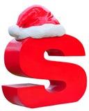 шлем s рождества Стоковые Изображения RF