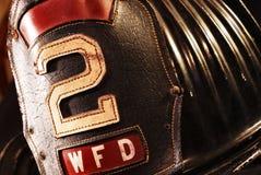 шлем s 03 пожарных Стоковое Фото