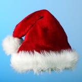 шлем s santa Стоковые Фото