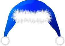 шлем santa клаузулы Стоковые Изображения