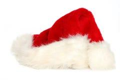 шлем santa Стоковая Фотография