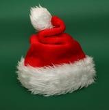 шлем santa Стоковая Фотография RF