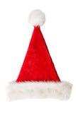 Шлем Santa Claus Стоковое Фото