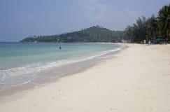 шлем yao пляжа Стоковое фото RF