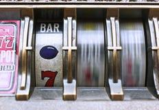 шлиц машины Стоковая Фотография RF