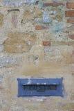 шлиц почты Стоковая Фотография RF