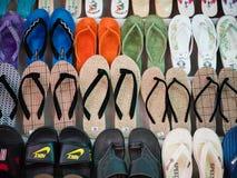 Шлоп-шлоп продавая в рынке Mani Sithu стоковые изображения rf