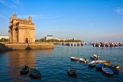 шлюз Индия к Стоковая Фотография RF