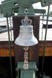 шлюпка колокола старая стоковое фото rf