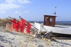 Шлюпка Fishermans Стоковая Фотография RF