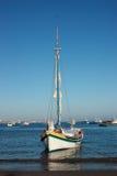 Шлюпка Sailing стоковое фото rf