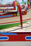 шлюпки длиной Стоковая Фотография RF