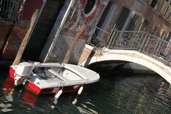 шлюпки Италия venice Стоковое Изображение
