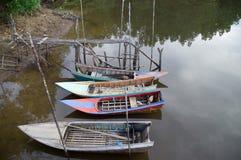 Шлюпки на гавани стоковое фото