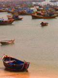 шлюпки удя Вьетнам Стоковые Изображения
