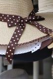 Шляпы с значительными перевесами и смычком Стоковая Фотография RF