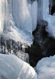 шнурок льда Стоковая Фотография