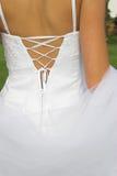 шнурок невесты стоковые изображения rf
