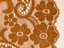 шнурок полосы флористический Стоковая Фотография