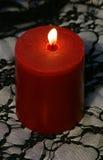 шнурок свечки Стоковое фото RF