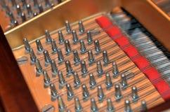 шнуры рояля Стоковые Изображения RF