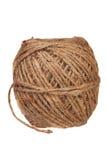 шнур изолированный шариком Стоковые Фото