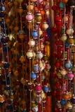 шнур пачки шариков цветастый Стоковое Фото