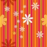 шов цветов клетки Стоковые Фото
