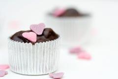 шоколад домодельный Стоковое Изображение