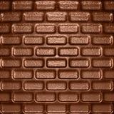 шоколад кирпичей Стоковая Фотография